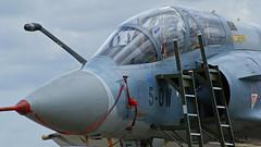 Dassault Mirage 2000B n° 519 ~ 5-OW  Armée de l'air (Aero.passion DBC-1) Tags: meeting avord 2008 dbc1 david aeropassion biscove airshow aviation avion aircraft plane dassault mirage 2000 ~ 5ow armée de lair