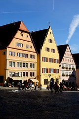 Rothenburg (linolo) Tags: house color germany bavaria europe rothenburg ansbach  tauber canon1740f4l  euorpa