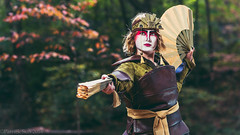 SP_55366-3 (Patcave) Tags: kyoshi warrior avatar last airbender 2016 atlanta life college cosplay cosplayer cosplayers costume costumers costumes shot comics comic book movie fantasy film canon 5d3 sigma 85mm f14 lens