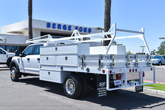 18P093_W4H 6.7L Diesel Scelzi Super Contractor-4 (seanmnaz) Tags: commercialtruck ford fseries servicebody superduty utilitybody worktruck f450 scelzi contractor body for sale flatbed