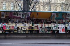 Bouquiniste (StephanExposE) Tags: paris iledefrance france stephanexpose ville city livre book shop boutique street rue canon 600d 100mm