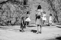 Bubble Time! (sethwebster) Tags: ifttt 500px united states genres new york state places street administration outfit group man crowd leader two three several performance four newyork newyorkstate unitedstates