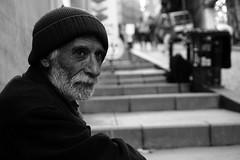 Oldman (K.BERKİN) Tags: eye turkey tourism human oldman old people portrait alpha street streetphoto streetphotograpy sony6300 dark goldenhorn homeless life blackwhite istanbul city bosphorus beyoglu mirroless man m