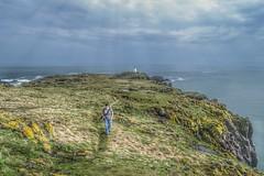 Alone (Michelle O'Connell Photography) Tags: isleofmay scotland scenery michelleoconnellphotography explore exploringscotland