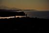 Atardecer - Llanes - Asturias (Juan José Pérez) Tags: atardecer llanes asturias ocean sunset couple shadow light blue orange naranja pareja