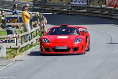Porsche Carrera GT - Gemballa Mirage (aguswiss1) Tags: supercar racecar flickrcar dreamcar amazingcar porsche flickr carlover carswithoutlimits exoticcar carheaven carreragt arosa auto classiccar carporn carspotting gemballamirage sportscar cgt 350kmh car 300kmh hillclimb caroftheday fastcar racing