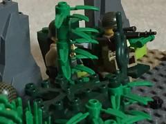 Early Morning Ambush part 3 (brickbro8) Tags: lego brickarms citizen brick ww2 german early morning ambush part 3