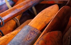 More Oar (joegeraci364) Tags: oar paddle row boat nautical maritime wood vintage antique