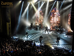 ghost 5.15.18 the cap chad anderson-4280 (capitoltheatre) Tags: ghost aneveningwithghost metal thecapitoltheatre capitoltheatre housephotographer portchester portchesterny livemusic lights projections production costume