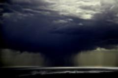 From Iceland. (Tóta. 27.12.1964.) Tags: natureiceland storm clouds water sky iceland ísland hvalfjörður