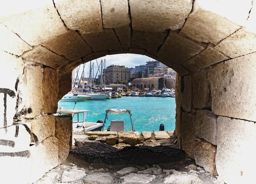Порт в Ираклионе