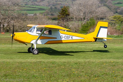 Murphy Rebel | G-CBFK | Private (Kyle Greet) Tags: bodmin airfield cornwall aviation plane generalaviation aircraft
