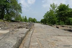 Main Street, Dion  (1).JPG (tobeytravels) Tags: alexanderthegreat alexander3rd macedon macedonia thucydides brasidas orpheus hellenistic cranicos leake
