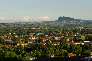 Toward San Marino