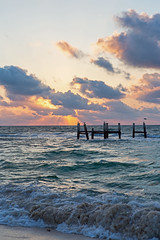 _F8C9371-2 (saebaryo) Tags: canoneos5dmarkiii canon 5d3 5diii beach ocean sea sand surf sky clouds sunrise canon2470mmf28l 2470mm