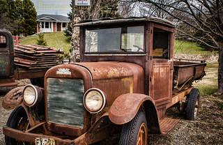 REO Speed Wagon (HTT)
