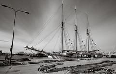 Tall Ship (Poul_Werner) Tags: danmark denmark skagen samyangcsc12mmf20ncscs dock easter harbour havn port påske ship skib vessel northdenmarkregion dk