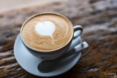 Fresh cup of joe (luongphoto) Tags: luongphotography luongphoto joe cupofjoe coffee latte cafe toronto canada 35mm sigma sigmaart beautiful food foodporn