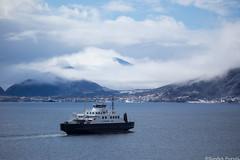 Ullensvang (sindre97) Tags: ferge ferje ferry fahre ferries sunnmøre ålesund norge noreg norway norvegen sea ocean fjord snow norled hareid sulesund