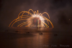 Malta International Festival 2018 Gran Finale. (Pittur001) Tags: malta international festival 2018 gran finale charlescachiaphotography charles cachia photography pyrotechnics pyrotechnic cannon 60d wonderfull wonderful colours europe excellent water sea feasts feast fireworks flicker award amazing valletta maltese
