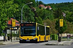 Mercedes O530G Citaro C2 #459_117-3 DVB Dresden Drezno (3x105Na) Tags: mercedes o530g citaro c2 4591173 dvb dresden drezno bus autobus deutschland germany niemcy sachsen saksonia