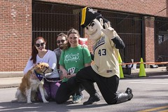 Shade Tree Trot 2018 (VUSM) Tags: people student alumni child doctor professor architecture campus event donation