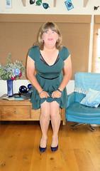 "Green (Trixy Deans) Tags: crossdresser cd cute crossdressing crossdress classy cocktaildress xdresser sexy sexyheels sexytransvestite sexyblonde sexylegs hot highheels heelssexy high heels"" tgirl transgendered transsexual tranny tgirls"