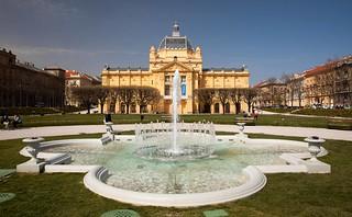 Umjetnički paviljon u Zagrebu (Art Pavillon Zagreb)
