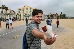 Santa Monica (sarahricebsn) Tags: california pacific ocean beach longbeach malibu pacificcoasthighway coast santamonica losangeles