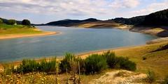 Lago del Passante Sila Italy (Arcieri Saverio) Tags: calabria italia italy sud meridione sila lago lake acqua sky nuvole montagne mountain paesaggio landscapes nikon d5100 sigma 1020mm