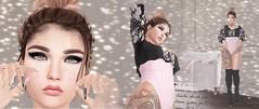 twinkle twinkle (Nalirra Rosewood) Tags: pinkfuel letre doux identity custominkz emarie buzz bloom hashtag maitreya catwa okkbye avaway