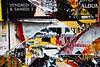 Découper-décoller (Gerard Hermand) Tags: 1805123894 gerardhermand france paris canon eos5dmarkii mur wall affiche poster papier paper découpé cut déchiré torn décollé unstuck abstrait abstract abstraction