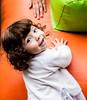 Actitud (Lara Carro) Tags: portrait retrato happyness fun felicidad baby kid girl play juego 35mm