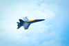Blue Angels (Dave6163) Tags: blueangels jets blue sky clouds vapor fujifilm