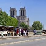 Paris, quai de Seine thumbnail