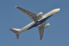 DI7013 LGW-JFK (A380spotter) Tags: takeoff departure climb climbout gearinmotion gim retraction belly airbus a330 200 cstfz hifly hiflyltd hfy 5k norwegiancom norwegianairukltd nrs di di7013 lgwjfk runway08r 08r london gatwick egkk lgw