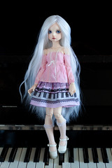 piano skirts (Vitarja) Tags: rita dollinmind dim moe skirt piano music mushroomrain rainfoxdoll