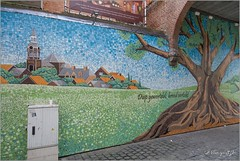 Louvain (hanquet jeanluc) Tags: 2018 arturbain artdelarue fresques fresquesmurales graffitis louvain streetart tags qdub liege belgium be