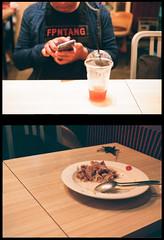 完食 (Latte Coke) Tags: 135film agfa fzuiko117f32mm negativefilm olympus vistaplus200 peneed