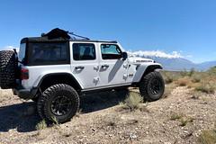4 (tswalloywheels1) Tags: white jeep jl wrangler rubicon 2018 black rhino highland concave monoblock offroad off road truck suv aftermarket wheel wheels rim rims alloy alloys