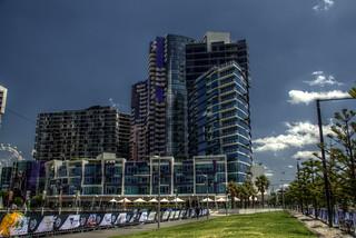 Docklands Gentrification