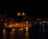 Valletta Malta at Night (Daveyal_photostream) Tags: nightphotography nikor nikon water waterscape landscape port d600 meandmygear mygearandme mycamerabag motion movement lights lightroom photoshop reflection colorful builbing architecture city downtown sky river boat boats buildings nightlights
