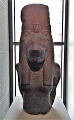 Fragment Of Seated Sekhmet (ArtFan70) Tags: fragmentofseatedsekhmet sekhmet ancientegypt ancientegyptian egyptian egypt museumoffinearts mfa artmuseum boston fenwaykenmore fenway massachusetts ma newengland united states unitedstates usa america art sculpture goddess mythology myth religion egyptianmythology egyptianmyth sachmis goddessofhealing healing lionness goddessofwar war