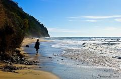 Mare d'inverno (Simona Fuso) Tags: simonafuso cilento italia italy mare sea beach sky blu blue flickrsbest
