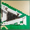 04 - NGA East Top View (wrtyler) Tags: lego architecture nationalgalleryofart nga nationalmall washingtondc micro microscale brickslopes