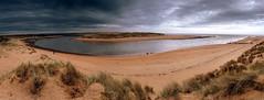 River Ythan Estuary (PeskyMesky) Tags: aberdeenshire riverythan estuary scotland panorama landscape beach sky canon canon6d