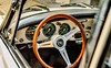 Porsche S Interior (Robica Photography) Tags: interior meter steering wheel pedal porsche s car oldtimer old white beautiful street streetphotography parked classic mint condition maintained fast cruising sunny daytime daylight d3200 35mm details robicaphotography art streetart