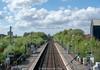 Shieldmuir Station (KMPhotos) Tags: motherwelllife northlanarkshire scotland blocks council flats lanarkshire motherwell wishaw unitedkingdom gb