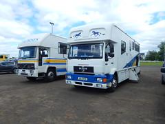 E72 MPX & VIB 5400 (Jonny1312) Tags: lorry truck horsebox man manhorsebox volvo volvofl6 ballymena midantrimhorseshow