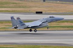 United States Air Force (Oregon Air National Guard) - McDonnell Douglas F-15C Eagle - USAF 85-0094 - Portland International Airport (PDX) - June 3, 2015 3 134 RT CRP (TVL1970) Tags: nikon nikond90 d90 nikongp1 gp1 geotagged nikkor70300mmvr 70300mmvr aviation airplane aircraft militaryaviation portlandinternationalairport portlandinternational portlandairport portland pdx kpdx usaf850094 af850094 850094 unitedstatesairforce usairforce usaf oregonairnationalguard oregonang orang airnationalguard ang 123rdfightersquadron 123dfightersquadron 123fs 123rdfs 123dfs 142ndfighterwing 142dfighterwing 142ndfw 142dfw 142fw boeing mcdonnelldouglas mcdonnelldouglasf15eagle boeingf15eagle mcdonnelldouglasf15ceagle boeingf15ceagle f15eagle f15ceagle eagle f15 f15c prattwhitney pw prattwhitneyf100 f100 pwf100 prattwhitneyf100pw220 f100pw220